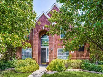 Frisco Single Family Home For Sale: 6202 Hunters Parkway