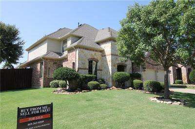 Flower Mound Single Family Home For Sale: 4701 Christopher Court