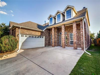 Mckinney Single Family Home For Sale: 8205 Hitching Trail