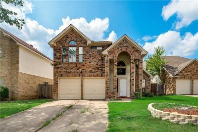 Single Family Home For Sale: 808 Ashmount Lane
