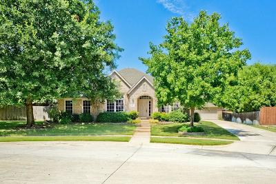 Trophy Club Single Family Home Active Option Contract: 501 Briarwood Court