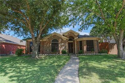 Allen Single Family Home For Sale: 503 Cameron Lane