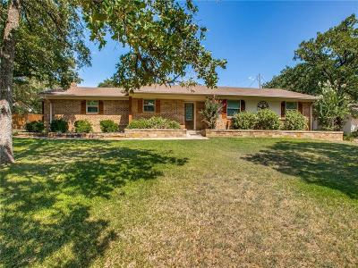 Kennedale Single Family Home Active Option Contract: 1221 Peggy Lane