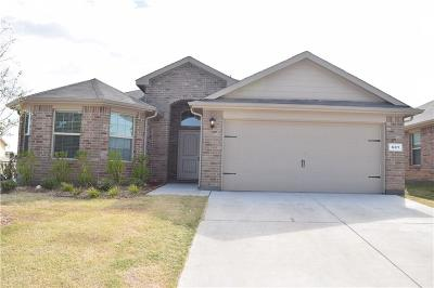 Fort Worth Residential Lease For Lease: 601 Buzzard Lake Trail