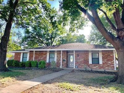 Desoto Single Family Home For Sale: 436 Brook Hollow Circle