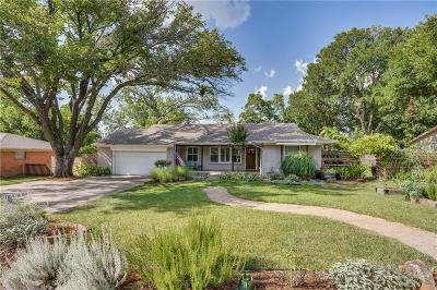 McKinney Single Family Home For Sale: 1808 Bonner Street