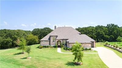 Denton County Single Family Home For Sale: 1090 Stone Trail Lane