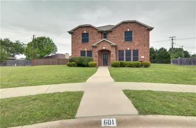 Desoto Single Family Home For Sale: 601 Goldenrod Court