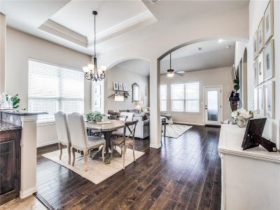 Aubrey Single Family Home For Sale: 304 Valley Drive