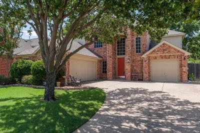 Mansfield Single Family Home For Sale: 2215 Forest Creek Drive