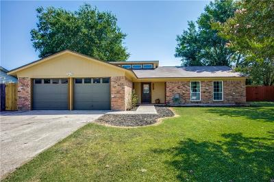 North Richland Hills Single Family Home For Sale: 5608 Jamaica Circle