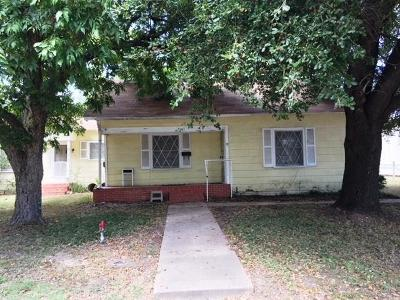 Limestone County Single Family Home For Sale: 317 Kennedy Street