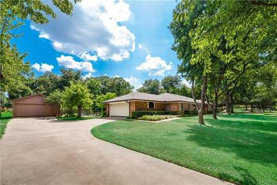 Keller Single Family Home For Sale: 1150 Melissa Drive