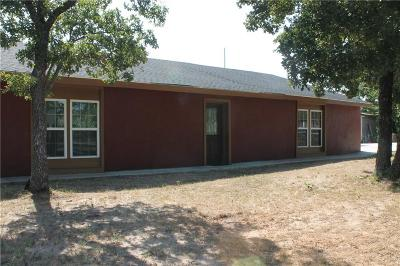 Springtown Single Family Home For Sale: 614 Salt Creek Road