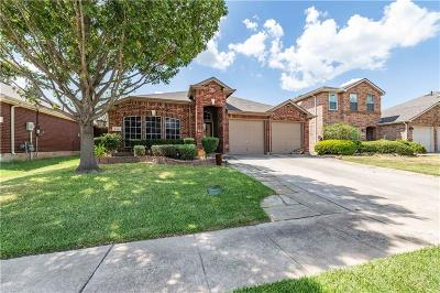 Forney Single Family Home For Sale: 514 Colt Drive