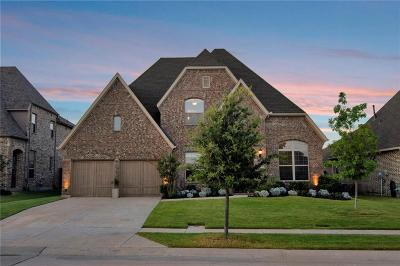 Denton County Single Family Home For Sale: 932 Highpoint Way
