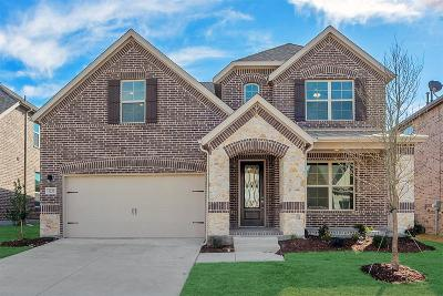 McKinney Single Family Home For Sale: 5233 Tuskegee Trail