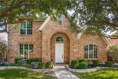 Frisco Single Family Home For Sale: 4113 Frio Way