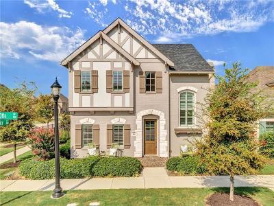 Allen Single Family Home For Sale: 801 Otto Drive