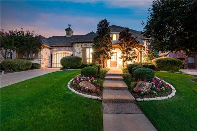 McKinney Single Family Home For Sale: 4309 Glenshire Court