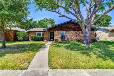Coppell Single Family Home For Sale: 221 Glenwood Drive