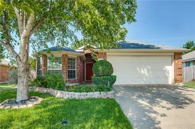 McKinney Single Family Home For Sale: 1508 Hill Lockwoods Drive