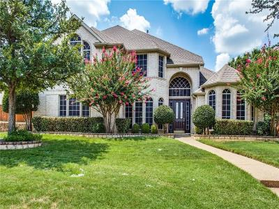 Colleyville Single Family Home For Sale: 6616 Armstrong Court