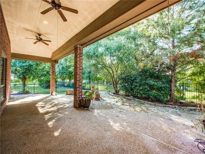 Denton Single Family Home For Sale: 10405 Murray S Johnson Street