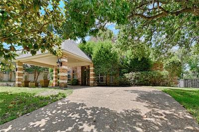 Dallas Single Family Home For Sale: 5141 Whispering Oaks Drive