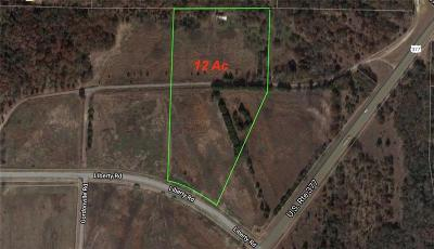 Grayson County Residential Lots & Land For Sale: Tbd3 Hwy 377