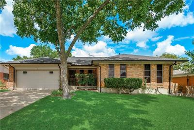 Allen Single Family Home For Sale: 401 Allenwood Drive