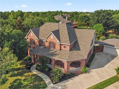 Flower Mound Single Family Home For Sale: 5320 Beacon Court