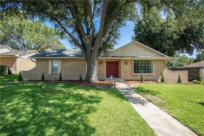 Garland Single Family Home For Sale: 1506 Iroquois Drive