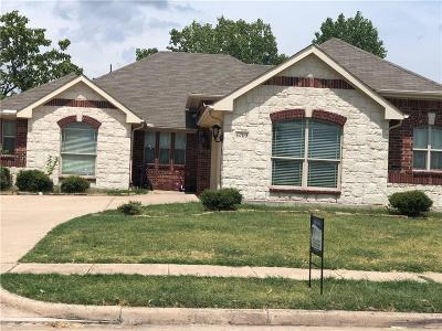 North Richland Hills Single Family Home For Sale: 6709 Stardust Drive