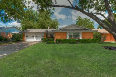 Fort Worth Single Family Home For Sale: 5537 Odessa Avenue