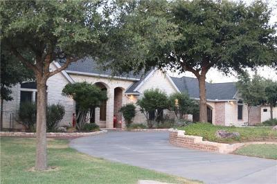 Single Family Home For Sale: 1208 Saddle Lakes Drive