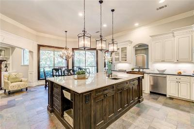 Flower Mound Single Family Home For Sale: 5109 Abbey Glen Drive