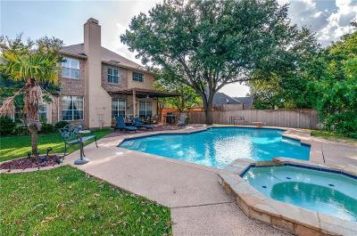 Fort Worth Single Family Home For Sale: 5009 Glen Springs Trail