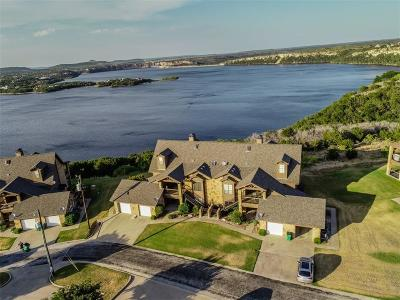 Possum Kingdom Lake Condo For Sale: 501 Eagle Point