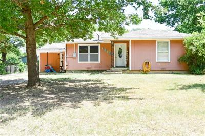Cooke County Single Family Home For Sale: 1414 Rice