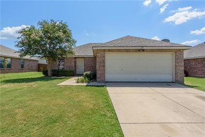 Sanger Single Family Home Active Option Contract: 118 Ringneck Drive