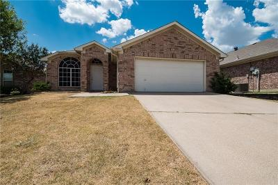 Fort Worth Residential Lease For Lease: 12204 Rolling Ridge Drive