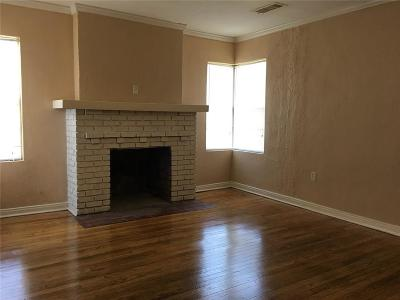 Fort Worth Residential Lease For Lease: 2505 Benbrook Boulevard