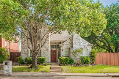 Dallas, Addison Single Family Home For Sale: 6004 Willow Wood Lane
