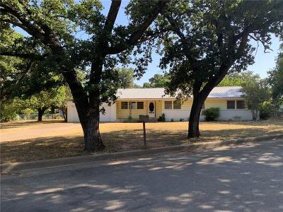 Palo Pinto County Single Family Home For Sale: 501 SE 20th Street