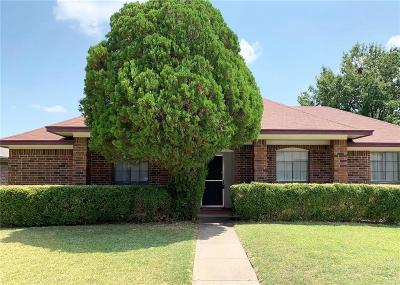 Plano Single Family Home For Sale: 4008 Lonesome Trail