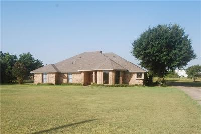 Ennis Single Family Home For Sale: 1292 Orchard Lane