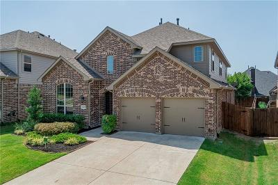 McKinney Single Family Home For Sale: 5409 Grove Cove Drive