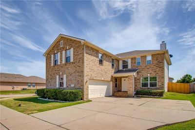 Mckinney Single Family Home For Sale: 7001 Dove Tail Drive