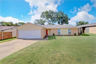 Arlington Single Family Home For Sale: 4806 French Wood Drive
